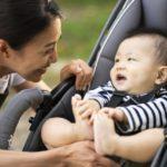 大半の子に訪れる人見知り!赤ちゃんは、いつ頃から始まる?
