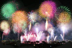 なにわ淀川花火大会 駐車場5